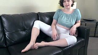 Romy GreenTopWhitePants DVD
