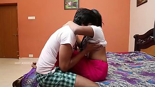 Anjali aunty romance with neighbor man