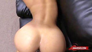 Casting pornstar latine avec creampie