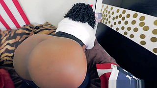 Step-Sister Fucked On July 4th