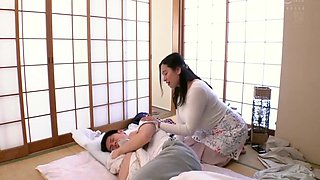 Hana Haruna In Brothers Wife
