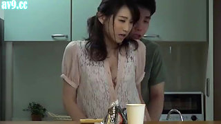 Sexy Asian Stepmom Fucked by her Stepson Full Movie