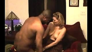 Sexy amateur wife enjoys interracial cuckold love