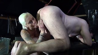 Incredible sex clip MILF new only for you