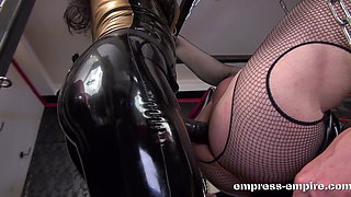Mistress Susi - Sissy was a Virgin