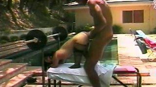 Sexy Midget Takes BBC - Gentlemens Video
