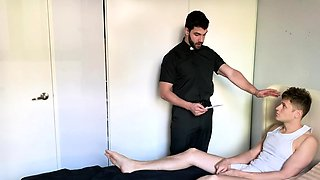YesFather - Missionary Boy Gets Blessed And Fucked