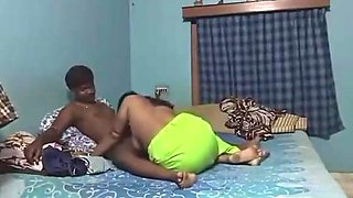 Tamil HomeMade sex video part - 2