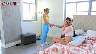 Cory Chase can't wait to have a threesome