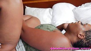 Ebony big ass