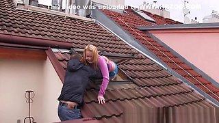 Dutch teenager jizz spray