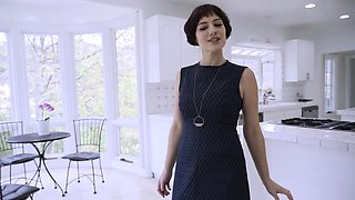 Dad does not fuck my hot stepmom anymore