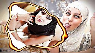 Arabian girls dressed slideshows
