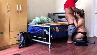 Maid from Guatemala
