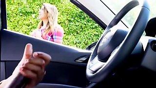 bbc flashing young girl