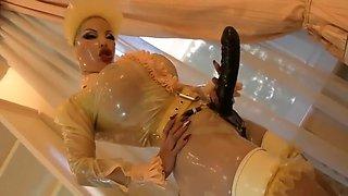 Femdom Rubber Goddess