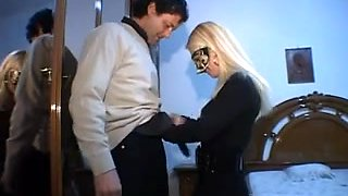 Hot euro sex video with kinky cunnilingus and rimming