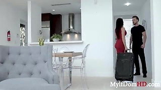 Latina MILF Gets Fucked For Cheating- Sheena Ryder