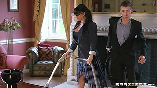 Super House Wife Whore Saves The Day