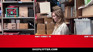 Daisy Stone in Case No. 4522845 - Shoplyfter