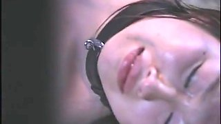 Big booty Japanese gals fucked BDSM style