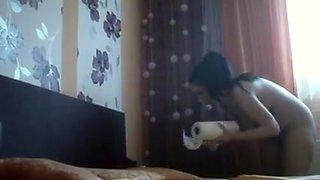 ELENA 18 GREEK GIRL LAZ ALI TURKISH MAN FUCKING