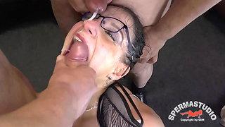 Sperma-Studios Cum And Creampie for Secretary Nora - Short