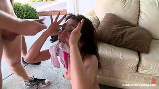 Marica Hase - HardcoreGangBang 12-19-12 720p (shaved, 4
