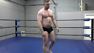 Erotic Mixed Wrestling - Ring