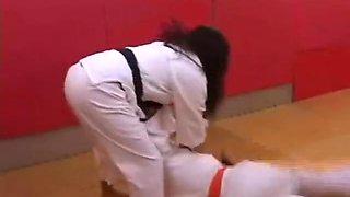 The Judo Mistress