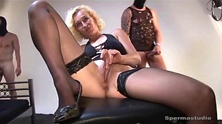 Cum cum cum for housewife steffi p1