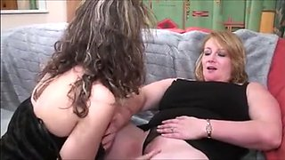 French 2 - Isabelle is a nasty chubby slut