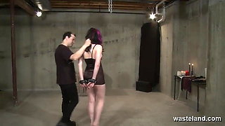 Fantastic Spanking Whipping And Thorough Domination