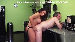 Busty Babe Enjoys Fucking Her Kinky Man