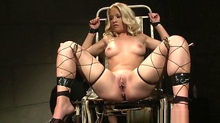 Bondage Eurobabe Dominated Over By Horny Male