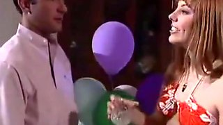 Drunk wife cheats on her husband