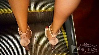 Mature upskirt panty housewives Upskirt Volume 1