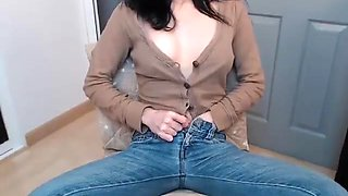 Asian Wet Girl Orgasming On Live Camshow