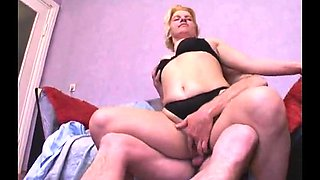 Young lovers join a mature couple for an exciting orgy