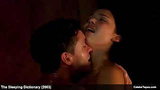 Emily mortimer &amp jessica alba nude and romantic sex scenes