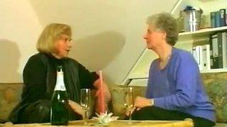 Sex Mit 70 omas granny German