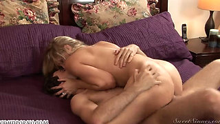 Mother julia ann thirsty my girlfriend