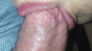 AMAZING CLOSE UP BLOWJOB