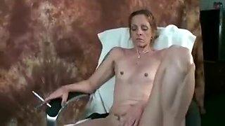 Fabulous Amateur clip with Brunette, Smoking scenes