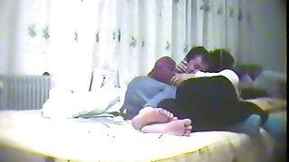 Chinese couple spy webcam asian amateur