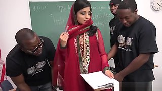 muslim teacher gangbang