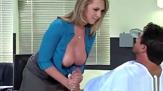 Sex Adventures Between Doctor And Beauty Sluty Patient (brooke wylde) video-07