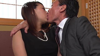 Miki Aimoto :: With The Priest In A Shrine 1 - CARIBBEANCOM