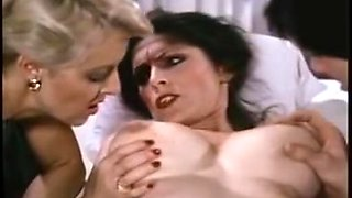 Taboo, a full length classical porn film with hot babes