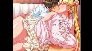 Sailor moon aheahe moon r return of the married sailor sluts gallery